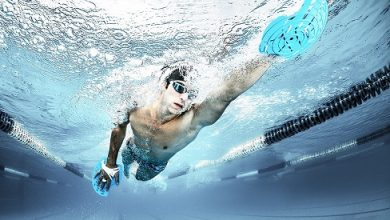 تصویر از فواید و مضرات ورزش شنا