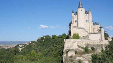 تصویر از 7 قلعه دیدنی اسپانیا در نزدیکی شهر مادرید