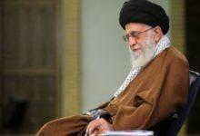 تصویر از رهبر انقلاب اسلامی درگذشت حجهالاسلام موسویان را تسلیت گفتند – مقام معظم رهبری