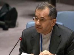 تصویر از استقبال نماینده ایران از شکست آمریکا در شورای امنیت – آفتاب نیوز