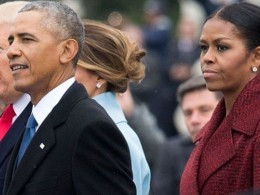 ترامپ به میشل اوباما: شوهرت نبود، من نبودم! - برترین ها
