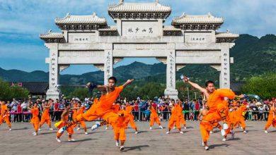 تصویر از زیباترین معابد چین باستان – 10 معبد بودایی چینی