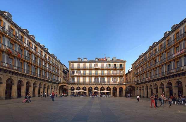 جاهای دیدنی شهر سن سباستین اسپانیا