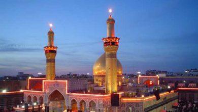 تصویر از گالری عکس حرم امام حسین (ع) با کیفیت بالا