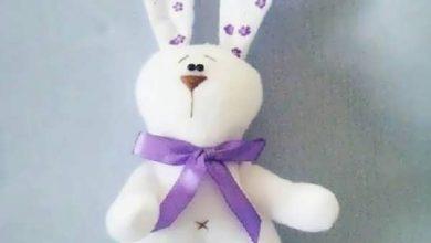 تصویر از آموزش دوخت عروسک خرگوش ساده