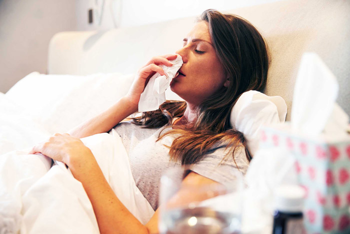 درمان های خانگی سرماخوردگی - 8 بهترین راه طبیعی بهبود سرماخوردگی