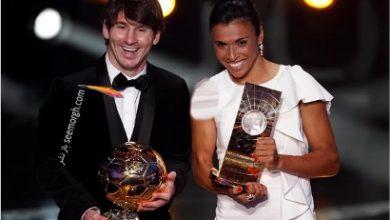 تصویر از مارتا ویرا داسیلوا ستاره فوتبال زنان که با پسران بازی کرد و ستاره شد! عکس
