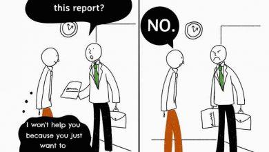 تصویر از بهترین روش برای نه گفتن چیست؟ چگونه راحت نه بگوییم؟