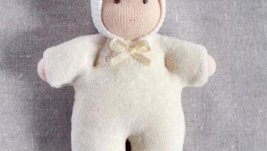 تصویر از آموزش دوخت عروسک نی نی