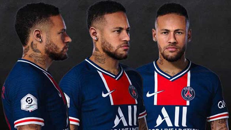 دانلود فیس Neymar توسط Rachmad ABs برای PES 2021