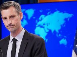 تصویر از واکنش وزارت خارجه آمریکا به فایل صوتی ظریف – برترین ها