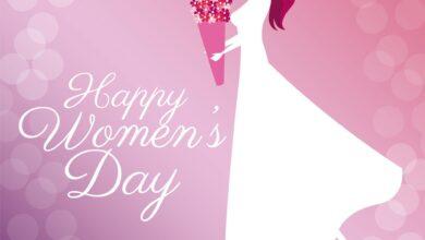 تصویر از عکس نوشته تبریک 8 مارس روز جهانی زن
