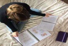 تصویر از بهترین راه های عادت به درس خواندن