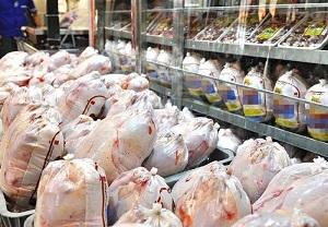 تصویر از مرغ رکوردار رشد قیمت در فروردین ماه شد