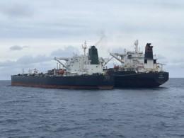 تصویر از نفتکش ایرانی هورس رفع توقیف شد – برترین ها