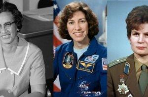 تصویر از 5 زنی که علم فضا را متحول کردند