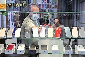 تصویر از افت ۲۰ درصدی قیمت موبایل در بازار