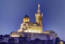 تصویر از 12 کلیسای معروف فرانسه – نام کلیساهای دیدنی پاریس