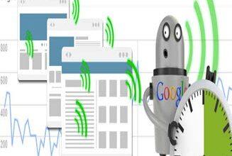 تصویر از نرخ خزش Googlebot را تغییر دهید – قالب وبلاگ