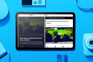 تصویر از قابلیت کاربردی App Multiplier هواوی ، دو پنجره از یک برنامه ، با پشتیبانی از اپ های ایرانی