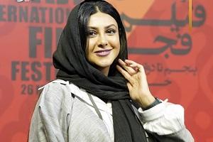 تصویر از آزاده صمدی و سهیلا گلستانی در جشنواره جهانی فیلم فجر + تصاویر