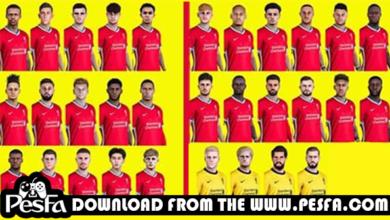 تصویر از فیس پک Liverpool توسط Uqiya برای PES 2021