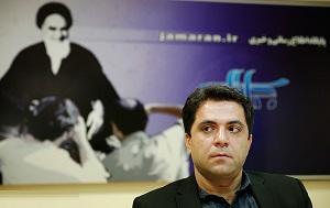 تصویر از شکایت خبرنگاران از جهانپور کلید خورد
