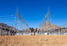تصویر از واردات برق از جمهوری آذربایجان آغاز شد