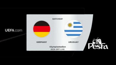 تصویر از اسکوربورد UEFA International Friendlies برای PES 2021 توسط spursfan18