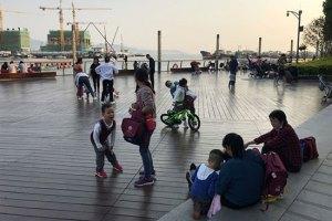 تصویر از سه فرزندی در چین مجاز اعلام شد