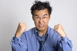 10 راه کنترل خشم