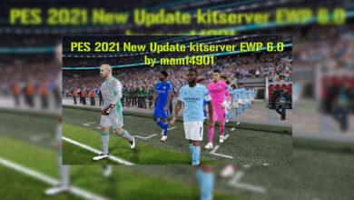 تصویر از کیت سرور فصل 21-22 برای PES 2021 توسط mam14901