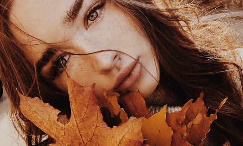 50 عکس پروفایل پاییزی دخترانه جدید