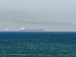 تصویر از رویترز: 2 خدمه کشتی مورد حمله در دریای عمان کشته شدند – عصر ایران