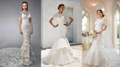 تصویر از ۴۲ لباس عروس مدل ماهی جدید ۲۰۲۱ فوق العاده جذاب و خوش دوخت