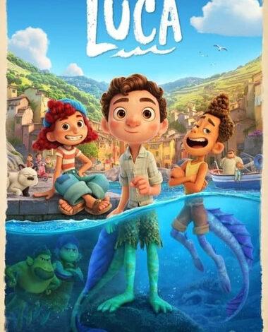دانلود انیمیشن Luca 2021 | مای فیلم