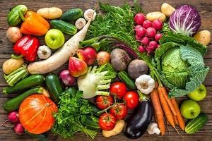 تصویر از خوردن چه میزان سبزی و میوه در روز آزاد است