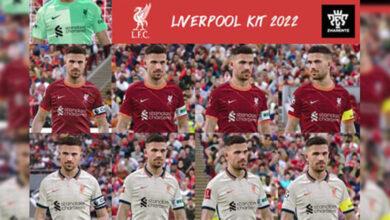 تصویر از کیت پک Liverpool برای PES 2021 توسط Zharente