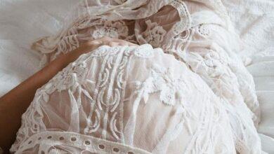 تصویر از مدل های جدید لباس بارداری متناسب با استایل | تیپزا