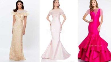 تصویر از ۳۰ مدل لباس مجلسی اروپایی ۲۰۲۱ جدید برای درخشیدن شما در مراسم