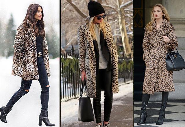 با لباس های پلنگی زنانه استایل متفاوتی داشته باشید!   استایل بانوان