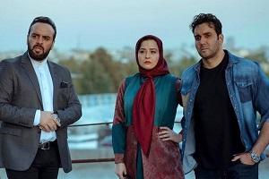 """تصویر از مهراوه شریفی نیا و پوریا پورسرخ در """"مدیترانه"""" + عکس"""