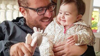 تصویر از بیوگرافی محسن کیایی و همسرش + عکس های محسن کیایی + اینستاگرام