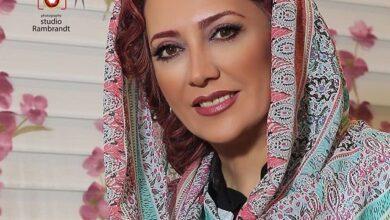 تصویر از بیوگرافی شیرین بینا و همسرش + عکس های شیرین بینا +مصاحبه و اینستاگرام