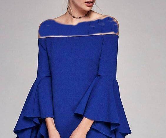 مدل لباس مجلسی ساده زنانه و دخترانه شیک   لباس مجلسی