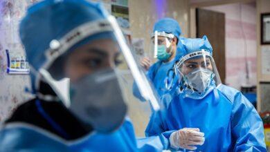تصویر از تصویر تکان دهنده پرستار ایرانی جهانی شد+عکس