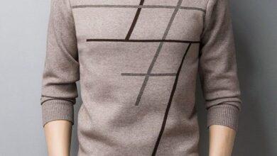 تصویر از 34 مدل از جدیدترین پلیور بافتنی مردانه | استایل زمستانی آقایان