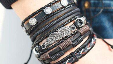 تصویر از نکات مهم نگهداری دستبند چرم مردانه + تصاویر جدید | اکسسوری
