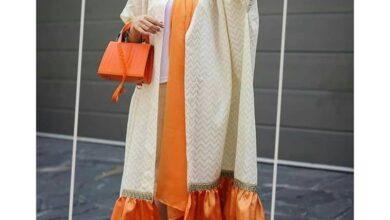 تصویر از مدل مانتو جدید بلند شیک برای خانم های شیک پوش | کالکشن مانتو