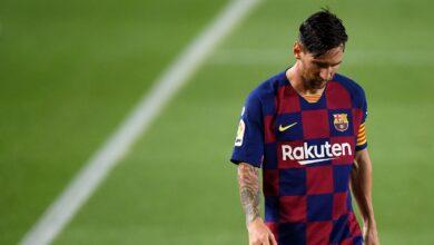 تصویر از علت جدایی مسی از بارسلونا ؛ ماجرا چیست و کاربران چه میگویند؟